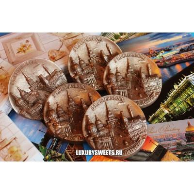 Мыло ручной работыВид Невского проспекта