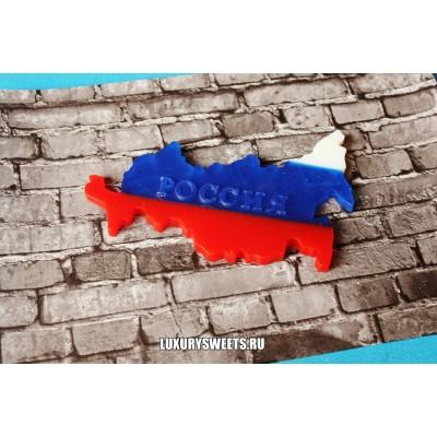 Мыло ручной работы Карта России
