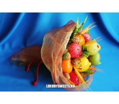 Букет из фруктов Фруктовый фреш