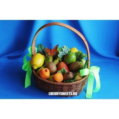 Корзина с фруктами Свежесть 2