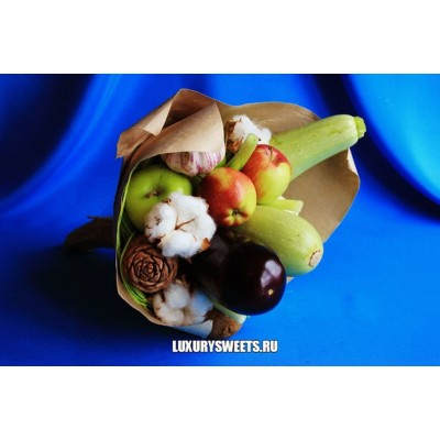 Букет из овощей Деликатессо