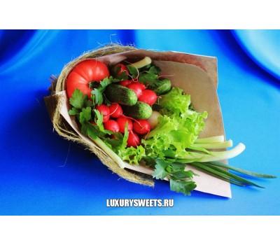 Букет из овощей Фитоняшка