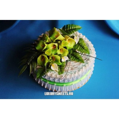 Торт из памперсов Восхищение