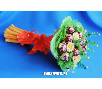 Букет из конфет Карамелли 2
