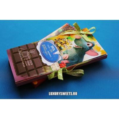 Оформленный шоколад 13