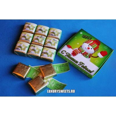 Оформление коробки конфет 17