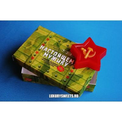 Коробка картонная ручной работы